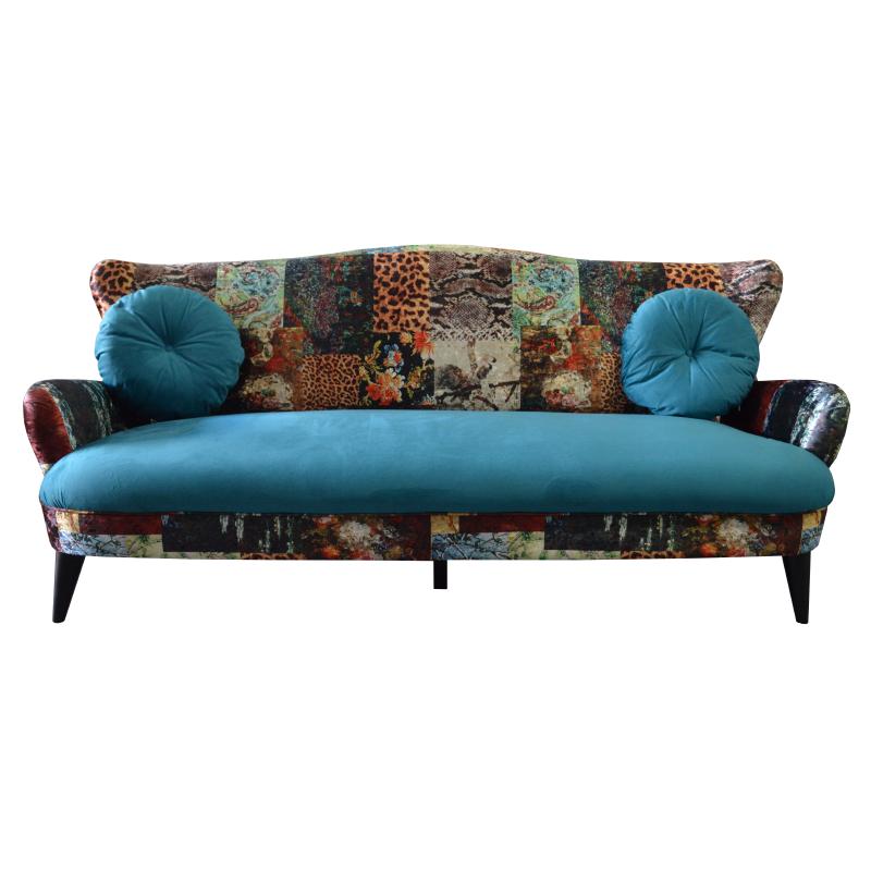 Paris Patchwork Sofa